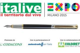 ITALIVE 2015: IL PREMIO È STATO SCELTO TRA I MIGLIORI EVENTI D'ITALIA