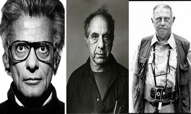 Articles on three great photographers.