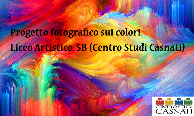 PHOTOGRAPHIC PROJECT ON THE THEME OF COLORS