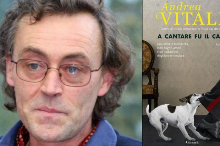 Martedì 23 maggio alla Ubik Como: presentazione del nuovo romanzo di Vitali