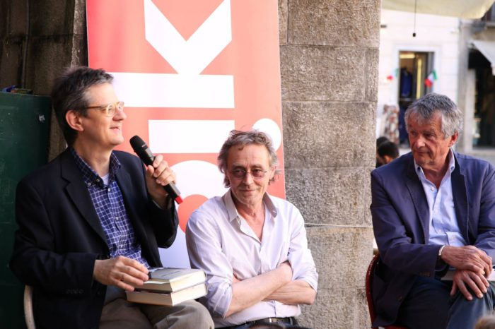Presentation to the Library Ubik (Como):