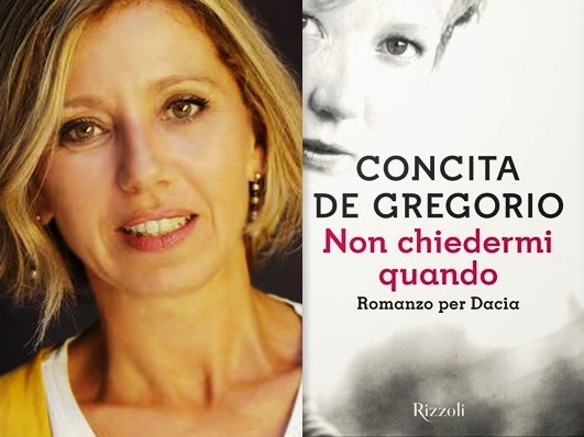 Dacia Maraini in the new book Conchita De Gregorio