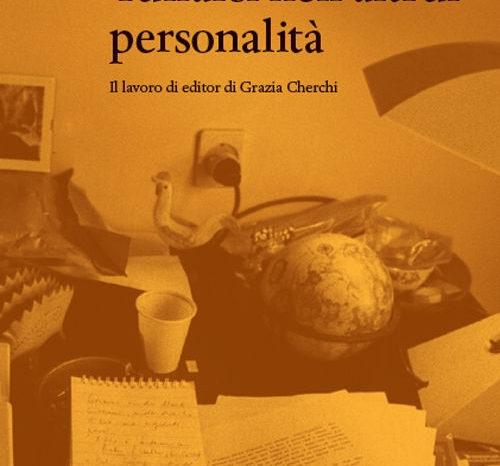 El trabajo del editor de Grazia Cherchi