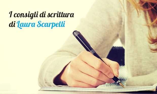 The writing tips Laura Scarpelli