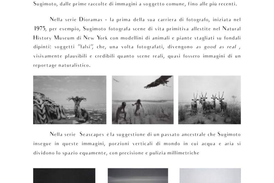 Hiroshi Sugimoto Coppola e Di Donna 3 Premio