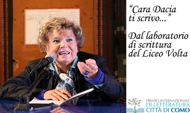 Caro Dacia Eu escrevo ...