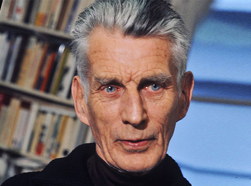 Here comes the correspondence of Samuel Beckett
