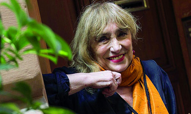 Piera degli Esposti legge Dacia Maraini