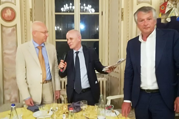 La lezione di giornalismo di Luciano Fontana a Como