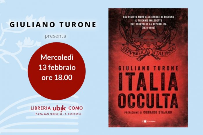 Presentation Meeting ITALY OCCULTA Giuliano Turone 13 February, How Ubik