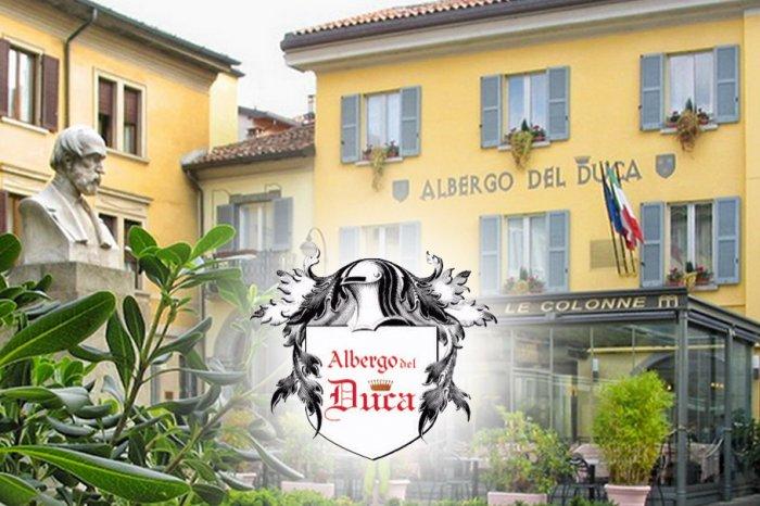 Albergo del Duca agreement with the Premio Citta 'di Como for the Final Ceremony