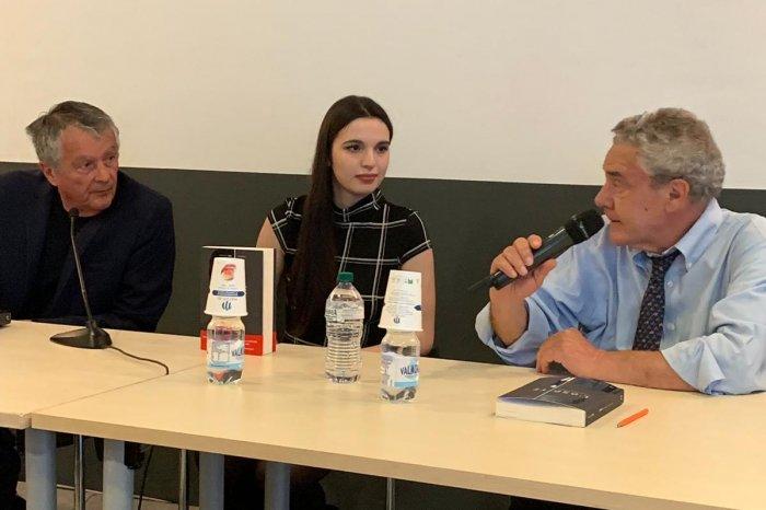 """Margherita Nani protagonista al Salone del Libro con il romanzo inedito vincitore del """"Premio Città di Como"""" la 2018"""