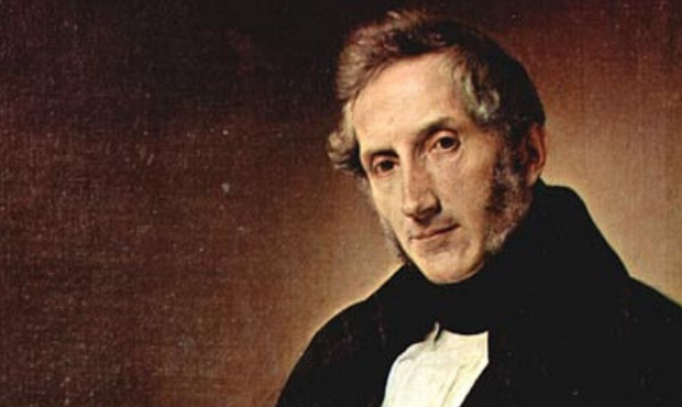 5 May, Manzoni poet is timeless