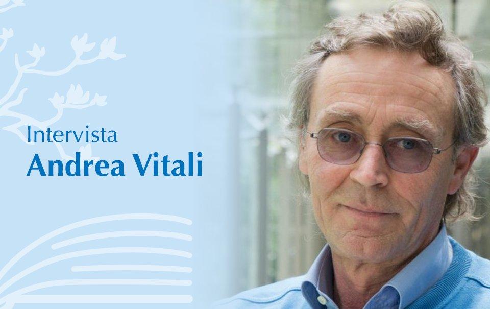 Andrea Vitali convida-vos a reler os novos Mestres
