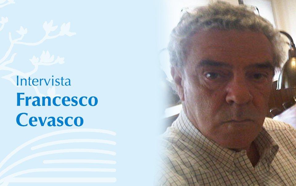 Francesco Cevasco, compassos em um mar de livros
