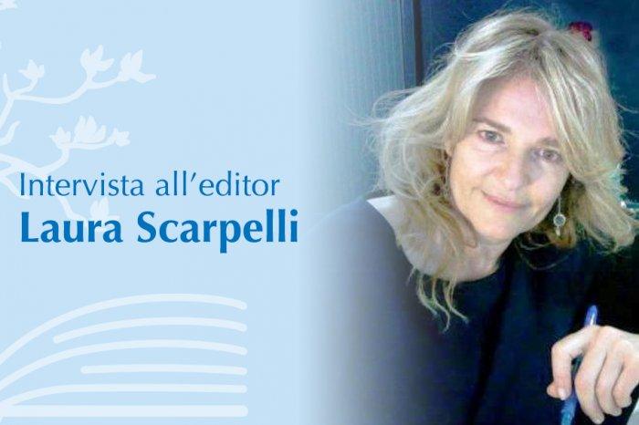 Intervista all'editor Laura Scarpelli, köpfigen Jury der Stadt Como-Preis