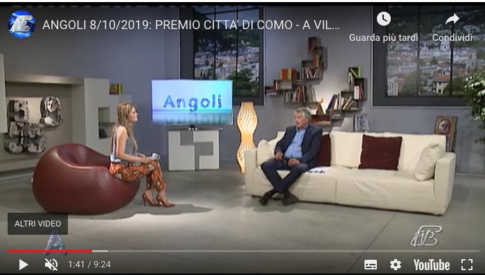 Intervista 08/10/2019