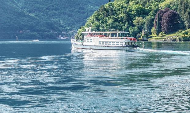 Foto de passeio de barco