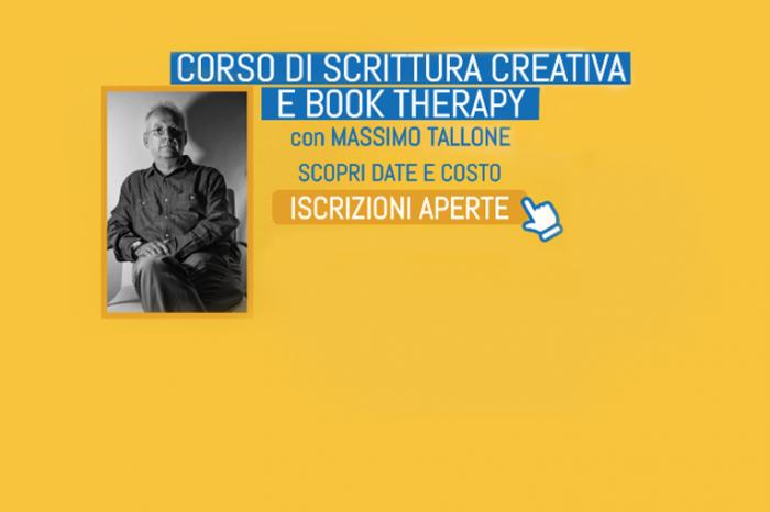 Corso di scrittura creativa con Massimo Tallone