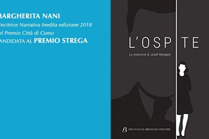 Margaret Nani won de Stad van Como Onuitgegeven Fiction Prize van 2018 genomineerd voor de Premio Strega