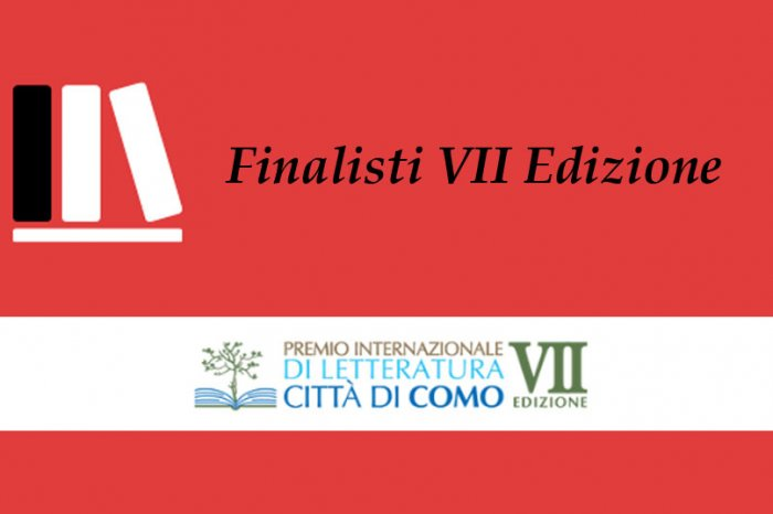 Finalists VII edition of the City of Como Award