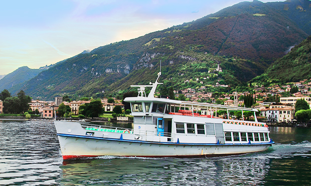 Images and words from the Lake Como cruise - 19/09/2020