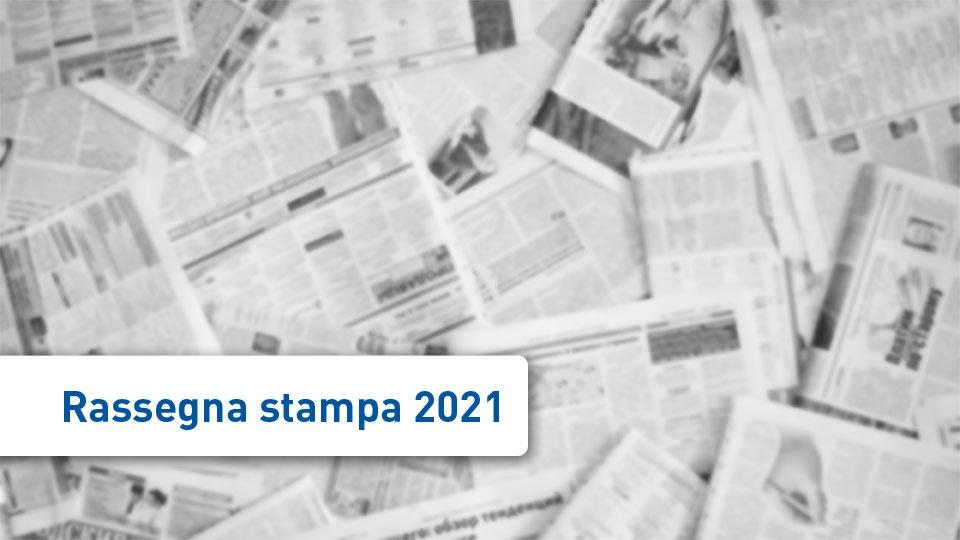 Scrivono di noi... VII Edizione 2021