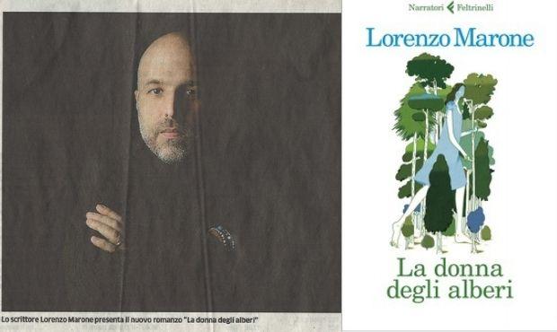 Nouveau roman de l'écrivain Lorenzo Marone