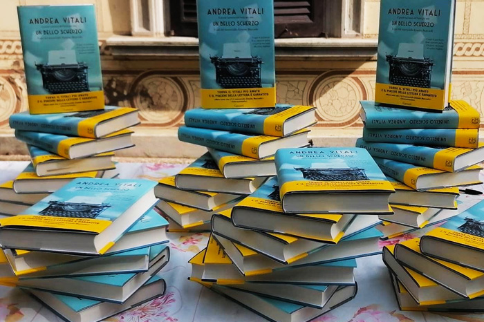 Sabato 12 giugno 2021: Presentazione del nuovo libro di Andrea Vitali a Brunate