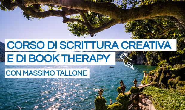 Corso di scrittura creativa e di book therapy