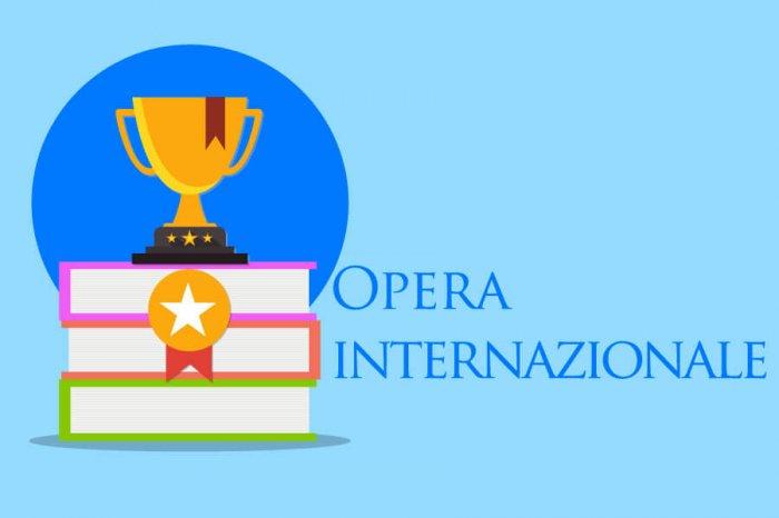 Opera internazionale in inglese