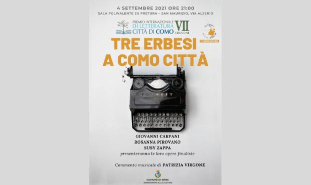 Premiati della VII Edizione. Presentazione finalisti erbesi