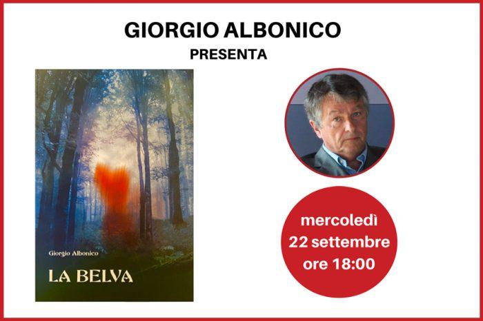 PRESENTAZIONE NUOVO LIBRO DI GIORGIO ALBONICO