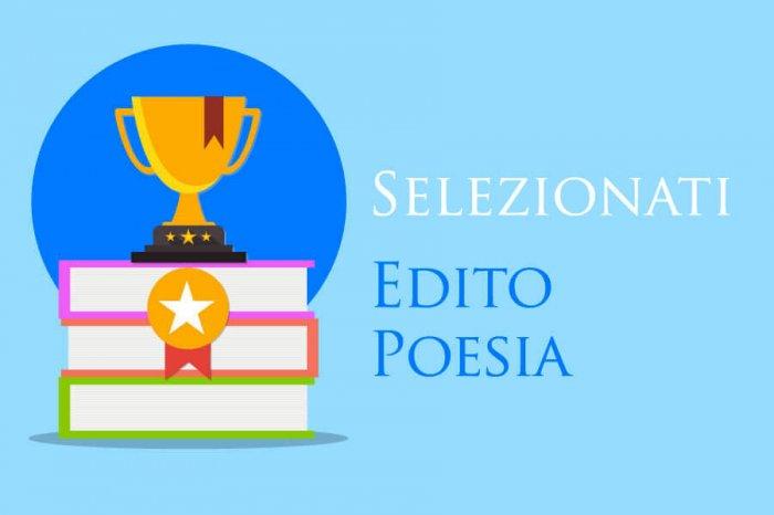 Edito Poesia - selezionati