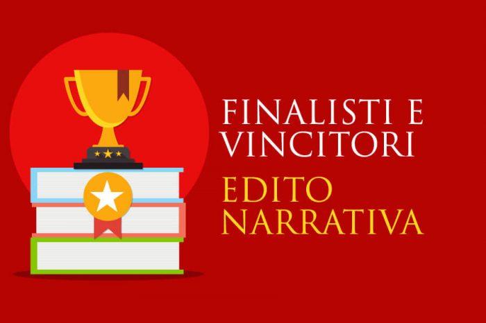Edito Narrativa - Finalisti e Vincitori