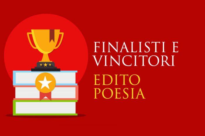 Edito Poesia - Finalisti e Vincitori
