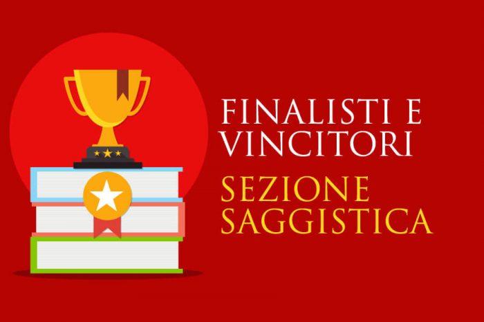 Sezione Saggistica - Finalisti e Vincitori